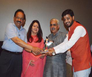 43rd Matri Shree Awards in 2018